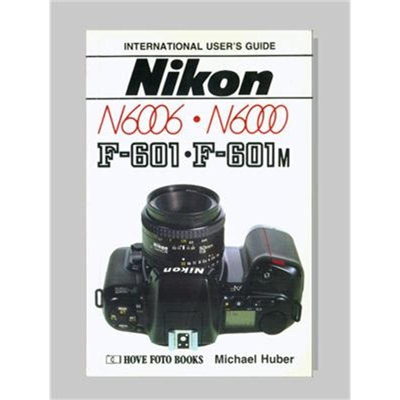 Other - Michael Huber Nikon N6006 - N6000 Image 1